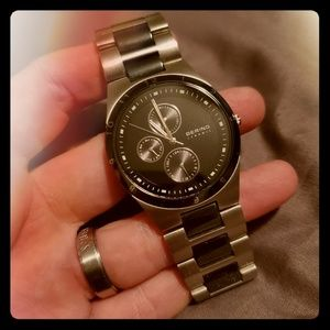 Limited Edition Bering mens watch